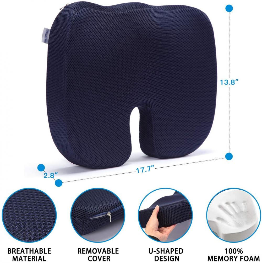 Memory Foam Seat Cushion For Trucks