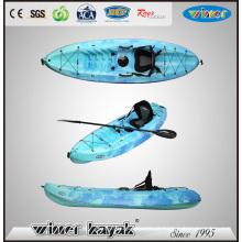 1 + 1 assentos não inflável Sot Recreational Kayak