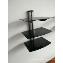 Triple Layer DVD Glass Support