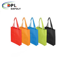 Eco Friendly 4 Sets reusable grocery bags customize folding Shopping Trolley Supermarket Cart Bags