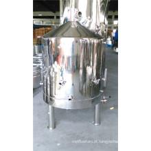 2016 Tanque quente da cerveja da fabricação do aço inoxidável da venda para a cerveja