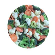 Frozen cauliflower/ broccoli/carrot blend mixed vegetables