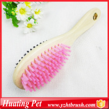 two sided pet hair brush