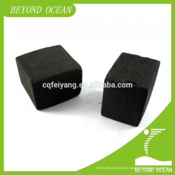 Carvão cúbico de 25 * 25 * 25mm (alta qualidade e preço competitivo)