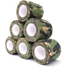 Креповые бинты с высоким содержанием хлопка, эластичными, без латекса