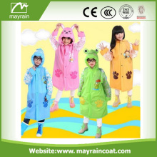 Pvc Rainwear Long Raincoat Niños Rainsuit