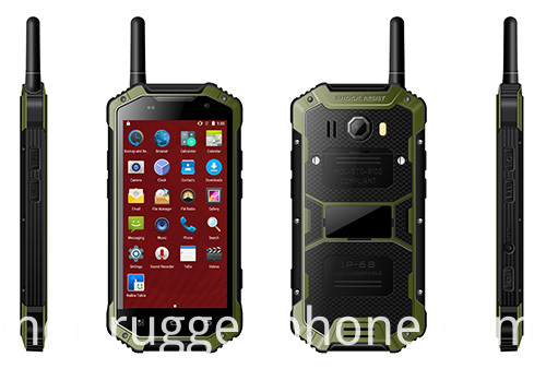 MTK Durable Scaner Cell Phone