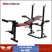Banc de musculation de style populaire musculation à vendre (ES-523)