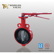 Butterfly Valve Without Pin
