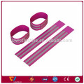 2017 China new design high visibility competition reflective armbands 3m