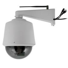 Waterproof 480tvl Outdoor Dome WiFi Web PTZ Camera (IP-510HW)