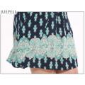 Summer Print Dress Sexy V-Neck Sleeveless Long Section of The Waist a Skirt Women Dress