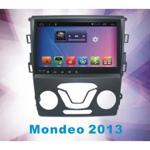 Sistema Android Reproductor de DVD de coche para Mondeo 9 pulgadas de pantalla táctil con navegación y GPS
