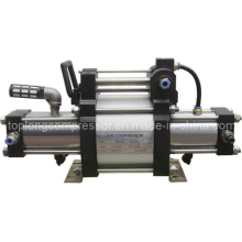 Oil Free Oilless Air Booster Gas Booster Bomba de enchimento do compressor de alta pressão (Tpd-40)