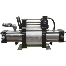 Масляный безмасляный дозатор воздуха Booster Gas Booster Компрессор высокого давления для наполнения насоса (Tpd-40)