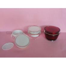 Drum Shape Cream Cosmetic Jar J037A J037D