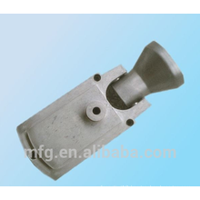 Die Casting Aluminum Alloy magnalium for LED Light Enclosure/cover