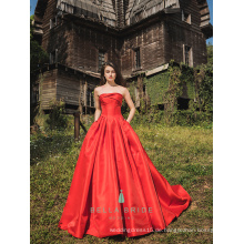Einzigartige Frauen Abendkleider Kleid mit Taschen freie Tanz prom Kleider Frock Design für Damen