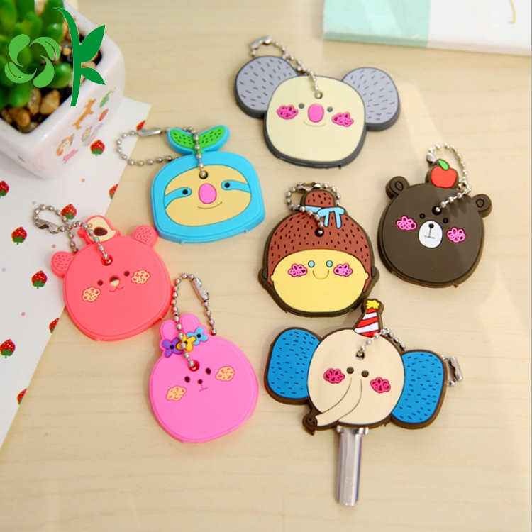 Different Design Silicone Key Cover 5