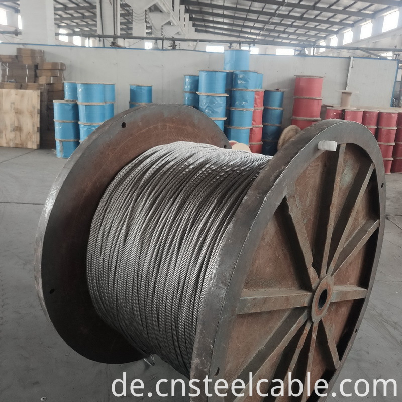 Steel Wire Rope Big Diameter