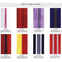 Derlin Zipper Chain
