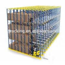 Heavy duty EURO pallet racks, Jracking warehose high density Ebay drive in warehouse racking system