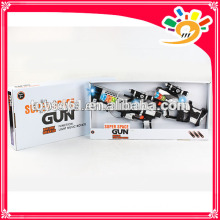 Battery Operated Gun With Voice ,B/O Space Gun With Light,B/O Gun For Sale