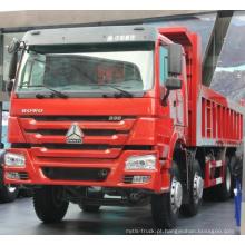 Caminhão basculante de HOWO Sinotruk 371HP 6X4 / 8X4 Tipper