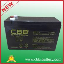 Aktuelle Fabrik liefern Elektrowerkzeuge Batterie UPS Batterie 12V7ah