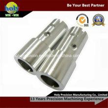 Kundengebundenes 4 Achsen CNC bearbeitete Teil natürliches CNC-Produkt