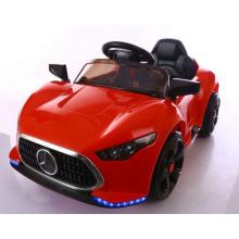 Carro de brinquedo infantil vermelho grande