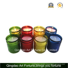 Hot Sale Glass Filled Candle with Fragrance