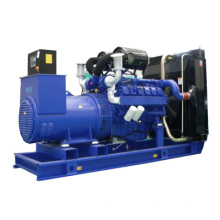 Marvelous Water Cooled Open Diesel Generator 500kw