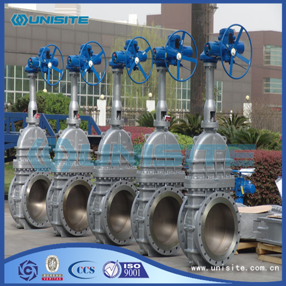 Custom Steel Gates Valve price