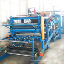 Painéis de sanduíche da isolação do poliuretano do plutônio que fazem a máquina para a venda