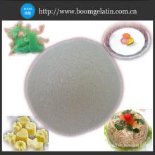 Heißer Verkauf Hohe Qualität Hohe Gelstärke 1200g / Cm2 Agar-Agar Pulver