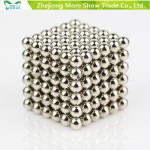 Bolas magnéticas del neodimio de 5m m 216pcs bolas mágicas bola del rompecabezas 3D-esfera-cuadrado-juguete