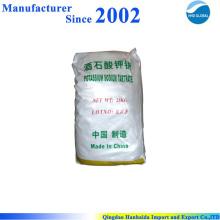 Tartrate de sodium de potassium de haute qualité 304-59-6