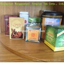 Best taste and high grade cha chai tea chunmee green tea with customerized package