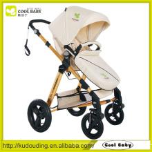 China fornecedor marca marca carrinho de bebê fácil, carrinho bebê feliz