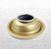 Good Quality aerosol spray cap dome cone can production line