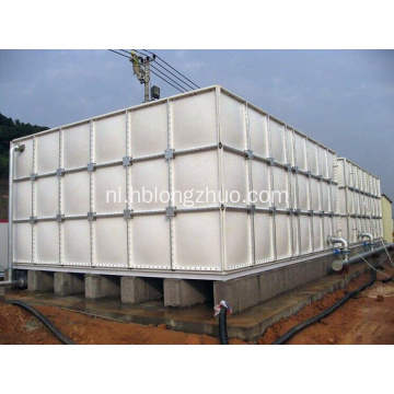 FRP SMC Watertank voor drinkwaterbehandeling