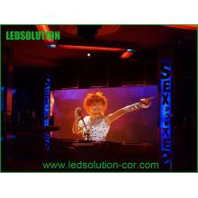 Exposição de televisão exterior do diodo emissor de luz do uso de 8mm