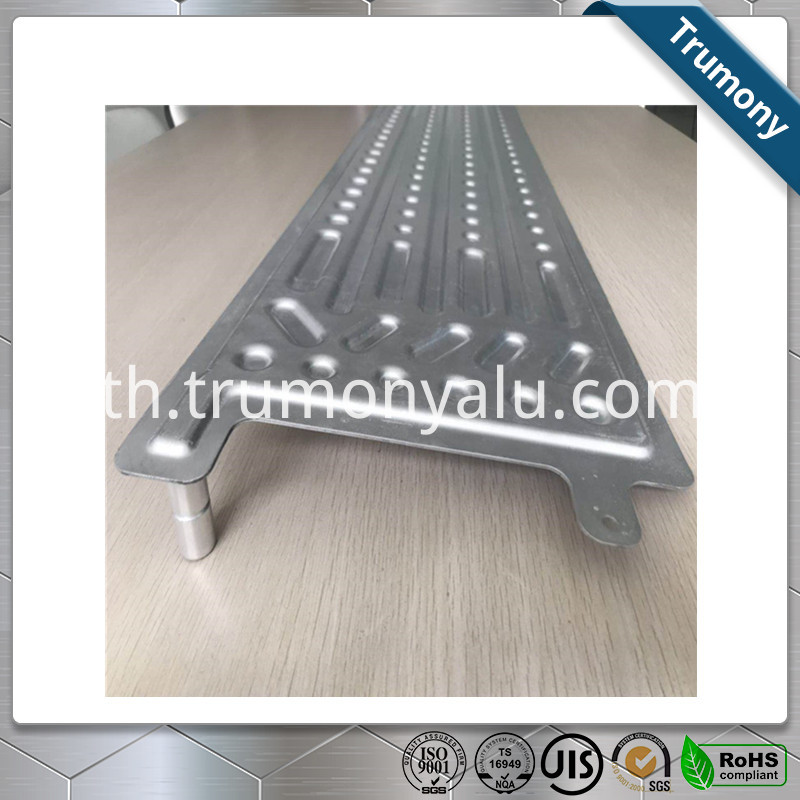 3003 Brazed Aluminum Water Cooling Sheet