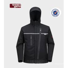 Hot sale waterproof breathable cheap softshell jackets mens softshell jackets