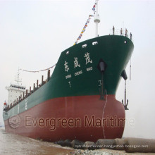 Inflatable Marine Rubber Airbags for Ship Launching, Haul out, Landing, Sunken Ships Vessel Salvage
