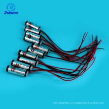 Высокое качество фиолетовый 405 нм лазерный модуль 100 мВт 405nm лазерный