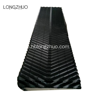 PVC Fill Honeycomb สำหรับ Cooling Tower VF19mm Fills
