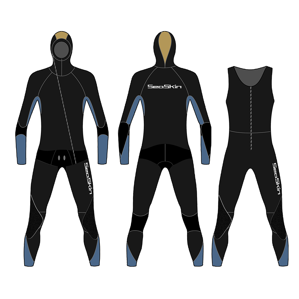 Seaskin Wetsuit for Men
