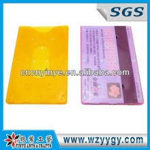 school hard pp credit card holder, ID card /name card